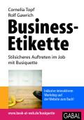 Buchvorstellung Business-Etikette