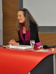 Kommunikationstrainerin Dr. Cornelia Topf