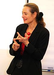 Erfolgsoach Dr. Cornelia Topf